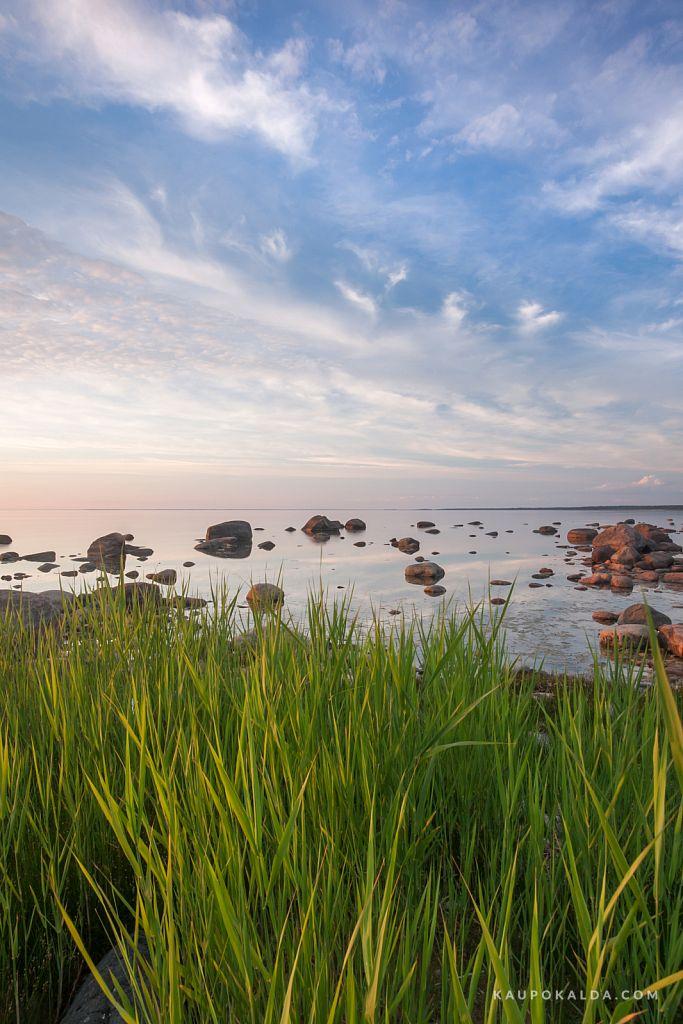 Sume suveõhtu Saaremaal