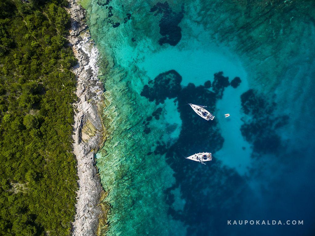 Horvaatias purjetamas / Sailing Croatia