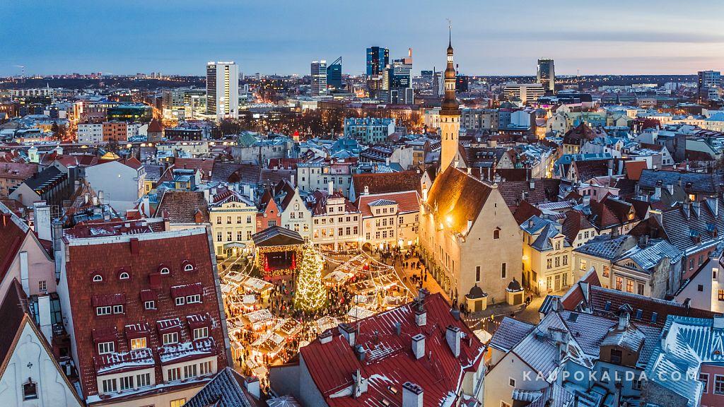 Maagiline Tallinn 2 / Magic lives in Tallinn