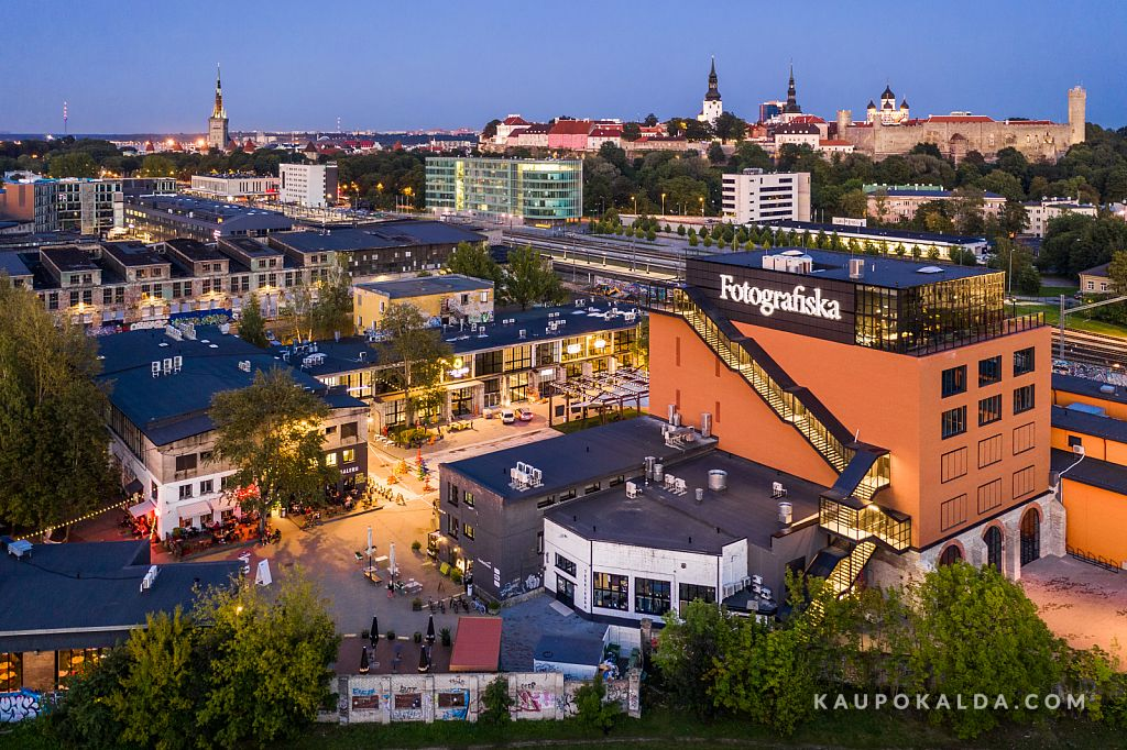 Telliskivi loomelinnak ja Fotografiska Tallinn